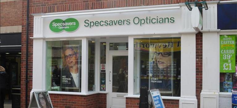 Specsavers Totum Discount