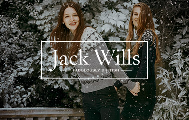 15% off in-store and online at Jack Wills