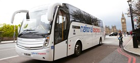 25% off at National Express