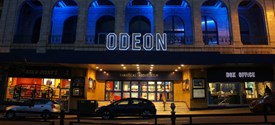 25% off student ticket prices at ODEON