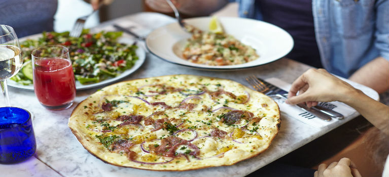 Up to 40% off at Pizza Express